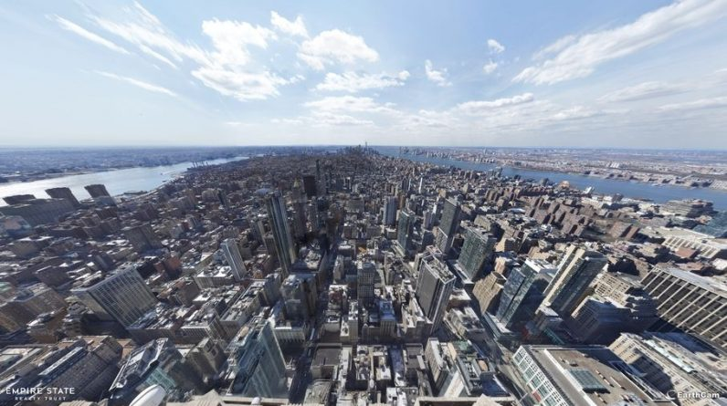 Discover New York in detail with this incredible panorama of 80 billion pixels!