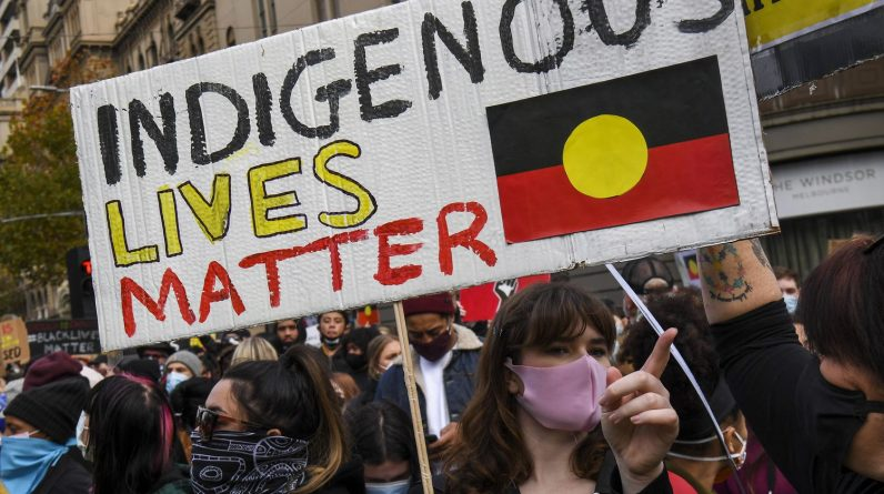 In Australia, aboriginal children taken from their parents are suing the government