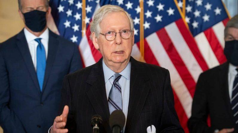 """Le chef des républicains au Congrès veut """"combattre à chaque étape"""" le plan Biden"""