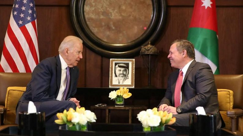 In Jordan, an attempt at instability backed by Israel and Saudi Arabia