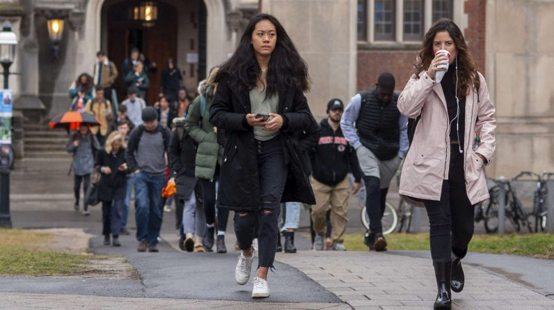 """In the United States, """"positive discrimination has increased the proportion of blacks and Hispanics among students at top universities."""""""