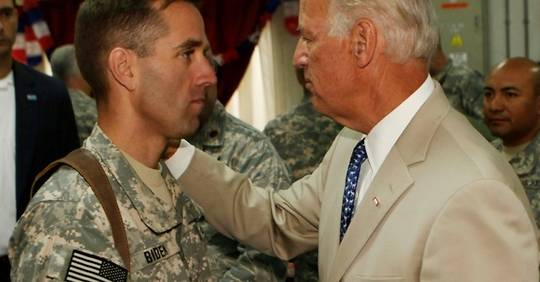 Joe Biden, a painful statement for America's wars