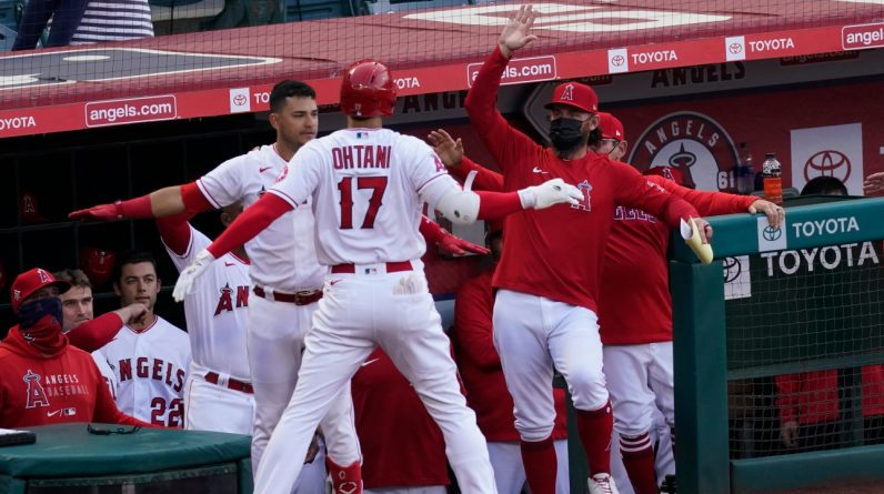 MLP: Shoaib Othani attacked a Homer as a starting pitcher