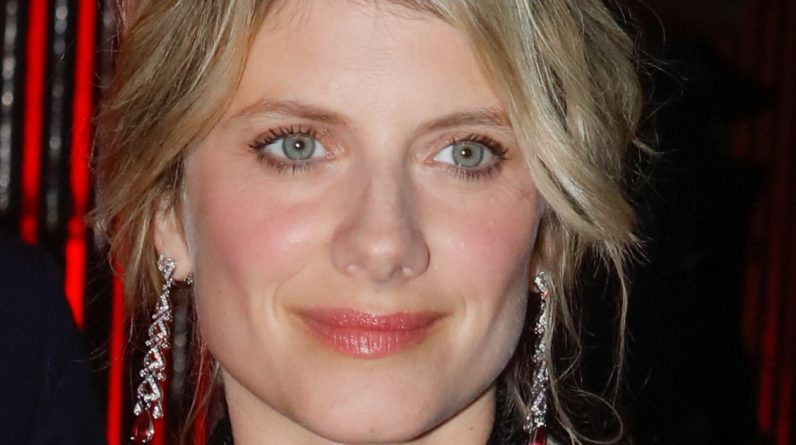 Melanie Laurent mother explains the choice of first names for her two children: Slideshow