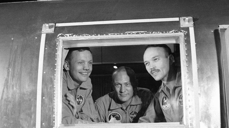 Michael Collins, astronaute américain de la mission Apollo 11, est décédé
