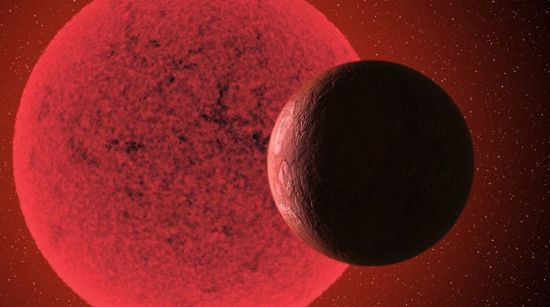 "New ""Super Earth"" discovered near red dwarf star 