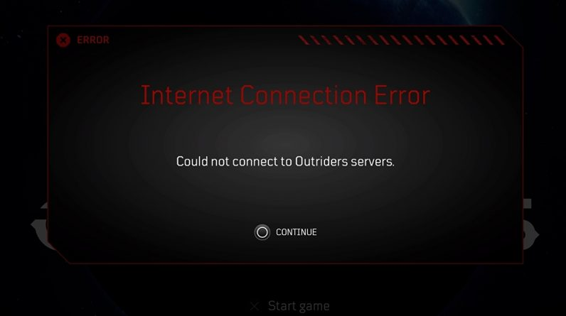 Outsiders suffer from connectivity issues on release day • Eurogamer.net