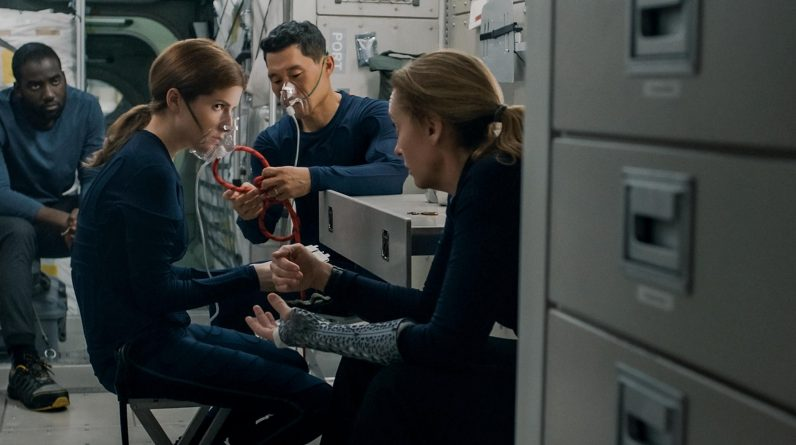 """Passenger n ° 4"" on Netflix: In space, no one heard them cry"
