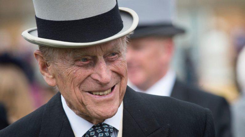 Le prince Philip transféré dans un autre hôpital de Londres