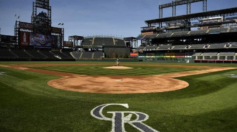 The All-Star Game is set to take place in Colorado