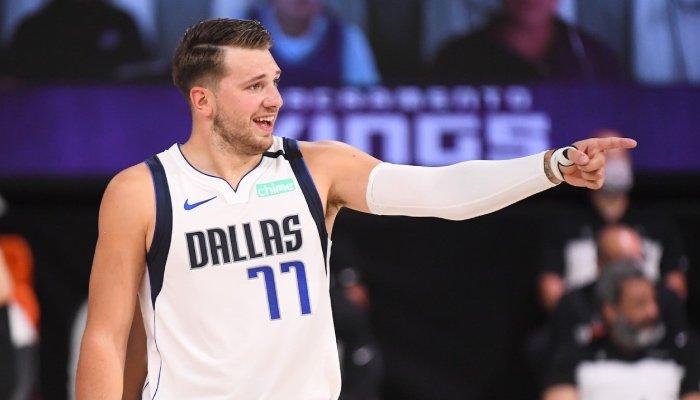 La superstar NBA des Dallas Mavericks, Luka Doncic, vient de faire l'objet d'une comparaison avec un prospect NCAA qui détruit tout sur son passage cette saison