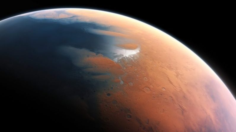 They were able to find out why there was liquid water on Mars