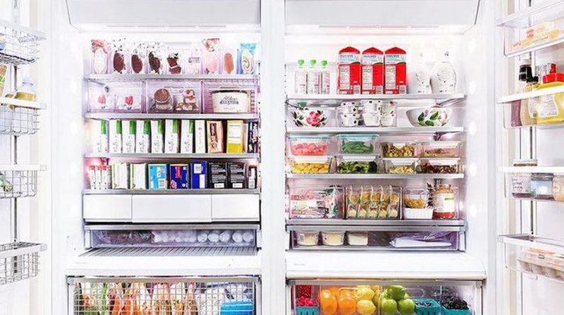 "To tidy up your refrigerator like Kim Kardashian, go to ""Home Edit"" mode"
