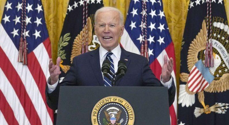 Joe Biden veut taxer davantage les grandes entreprises, mais aussi les grands groupes des autres nations.