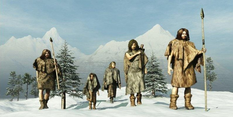 We had poor relatives.  Scientists have discovered Europe's oldest modern human DNA