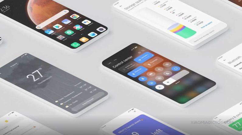Xiaomi mejora la barra de estado de MIUI con nuevas animaciones, Noticias Xiaomi Adictos