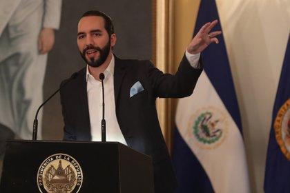 Naib Bukele, leader of El Salvador
