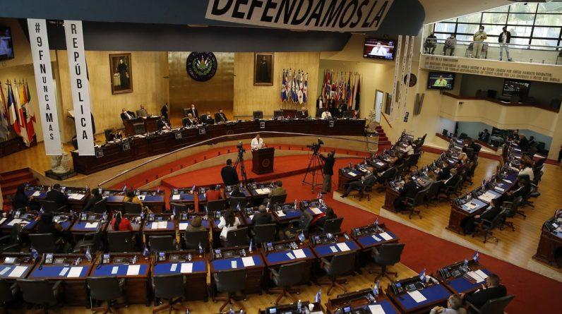 El Salvador Congress dismisses constitutional judges of the Supreme Court