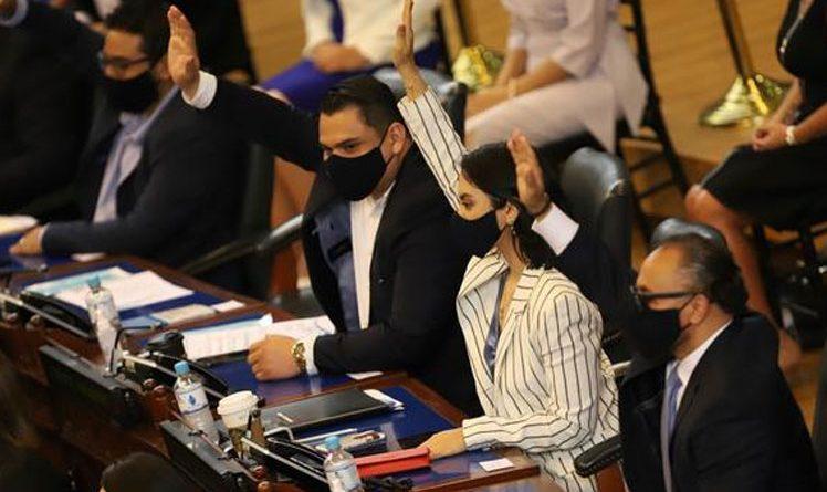 They condemn a real conspiracy in El Salvador