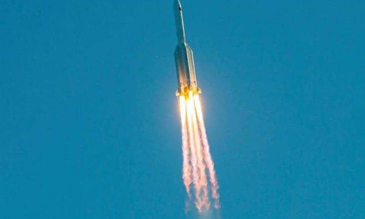 في غضون أيام قليلة.. أين ومتى يسقط الصاروخ الصيني؟ الجمعية الفلكية بجدة تجيب