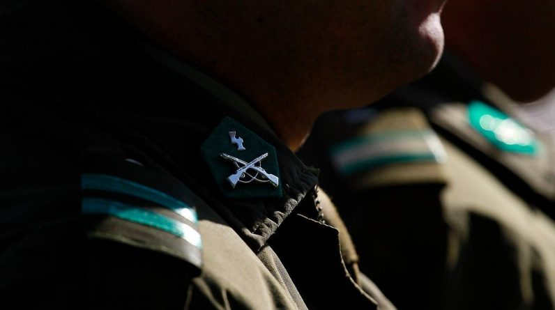 Say goodbye to ties and shirts: Carabineros make changes to their uniforms