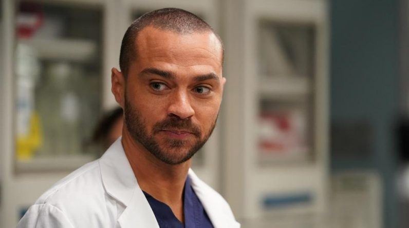 Grace Anatomy: Jesse Williams announces withdrawal from the series