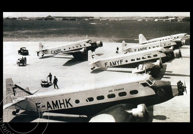 May 9, 1934 in the sky: The plane flying towards London disappears over the English Channel
