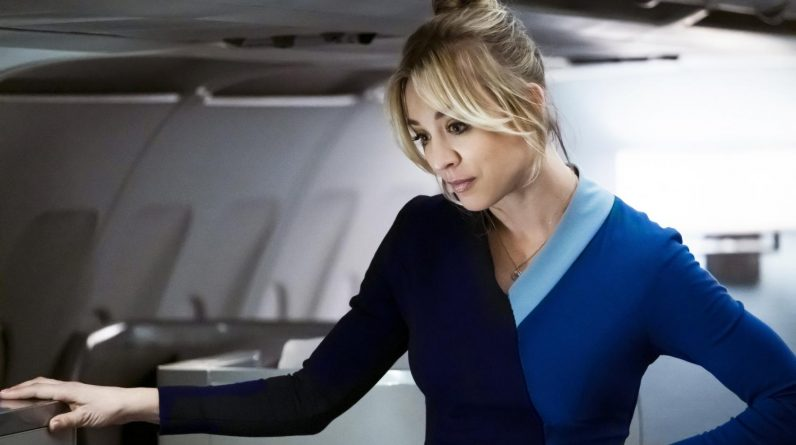 """Empire of the series.  """"The Flight Attendant"""", a thriller with high flying black comedy"""