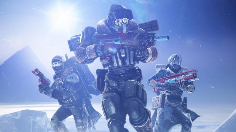 Destiny 2 Cross-Play, which was accidentally activated a few months before the meeting and you can access it now