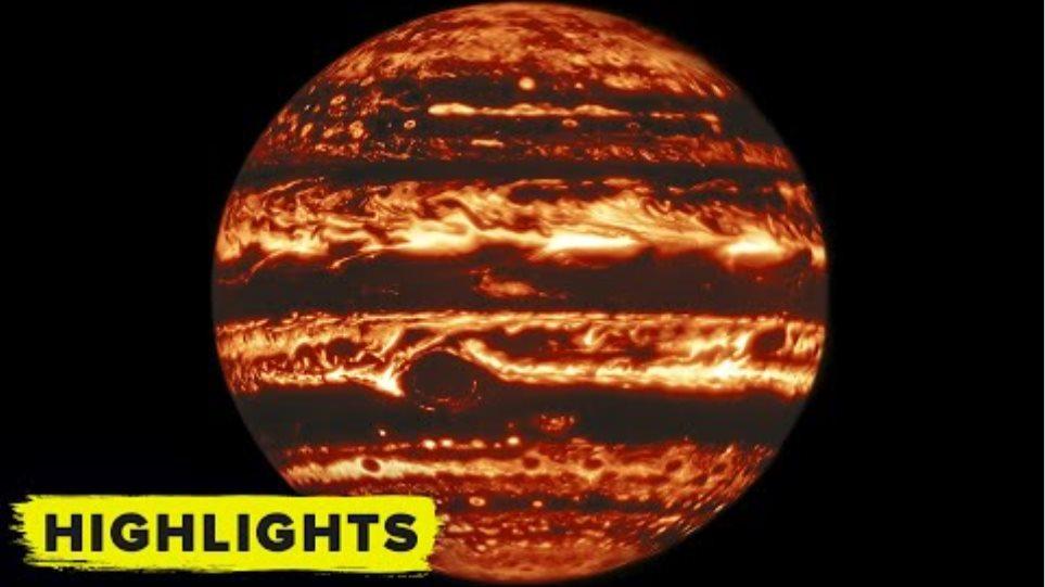 ¡Nuevas imágenes infrarrojas del jueves de Hubble y Gemini North!