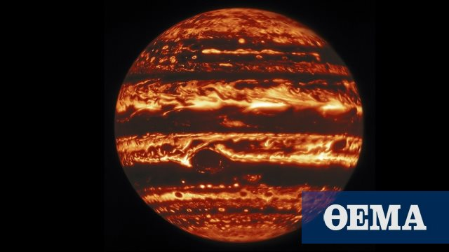 Jupiter we have never seen before - amazing pictures from its atmosphere