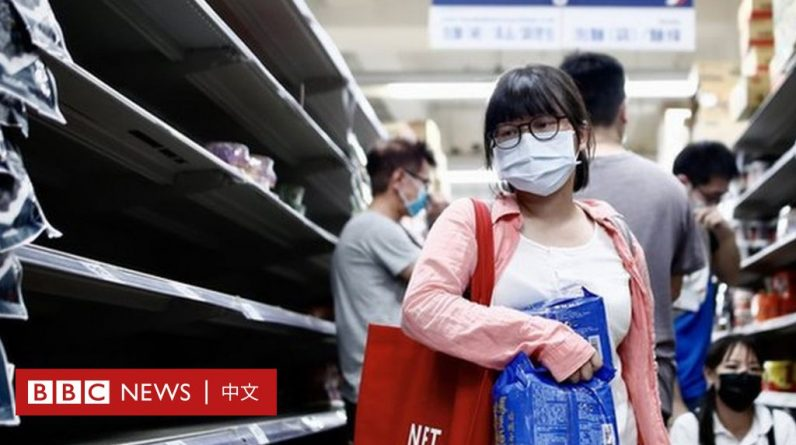 """Taiwan's new crown epidemic: The number of confirmed cases in Taiwan has risen to 180 in a single day, and the new Taipei and Taipei Level 3 warning, officials say they are responding with """"big and strong"""" measures - BBC News"""