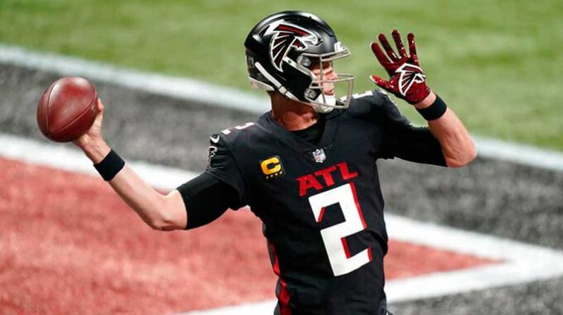 NFL 2021 Calendar: Falcons-Jets and Jaguars-Dolphins in London!  |  Touchdown Act (NFL Act)
