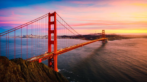 Golden Gate - San Francisco - Photo Adobe Stock