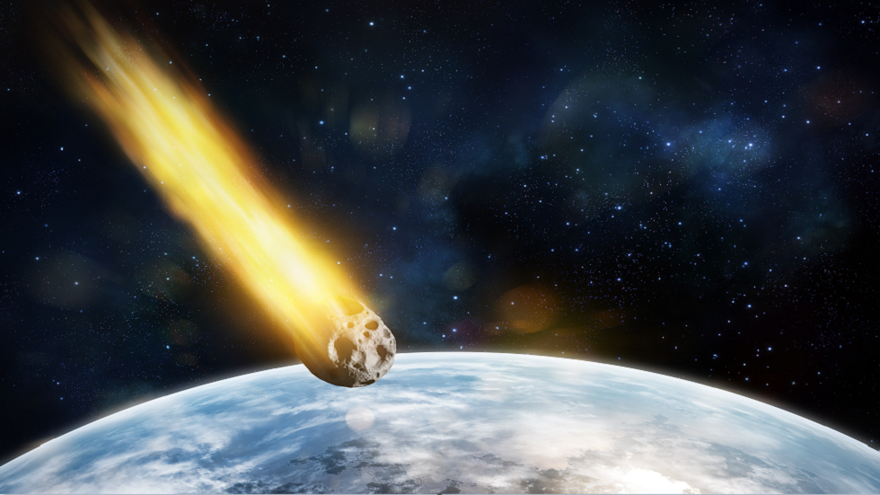 How many years before a deadly asteroid coming to Earth stops!