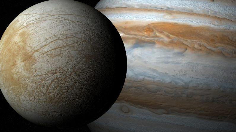 رابع أكبر أقمار كوكب المشتري قد يحتوي على جيوب من الماء ربما تدعم الحياة