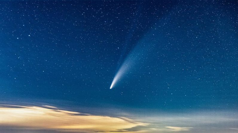 Surprise as nickel vapor is very cold for metal sublimation in comet tails |  Research