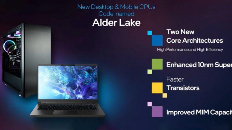 Intel Alder Lake 740x337 0