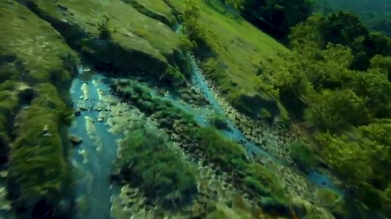 Today's Viral Video |  Natural video recorded by the drone that surprised hundreds of people on the networks |  YouTube |  Trends |  Popular |  Trends |  nnda nnrt |  Off-site