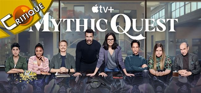 Mythical Quest: Review 2.03 #YumYum - 2.04 Breaking the Brock