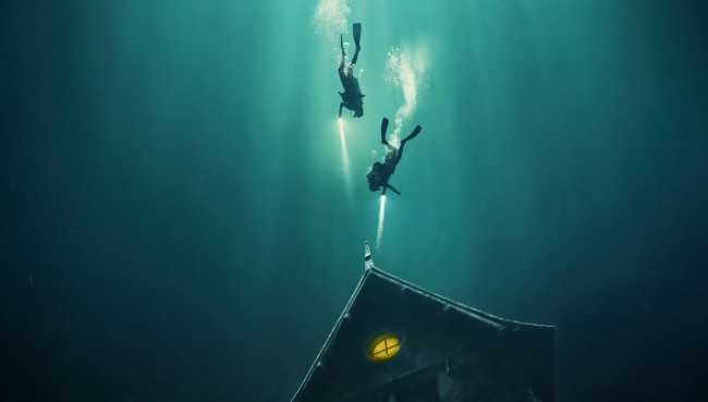 The Deep House: The horror film against the backdrop of Arpex has released its trailer