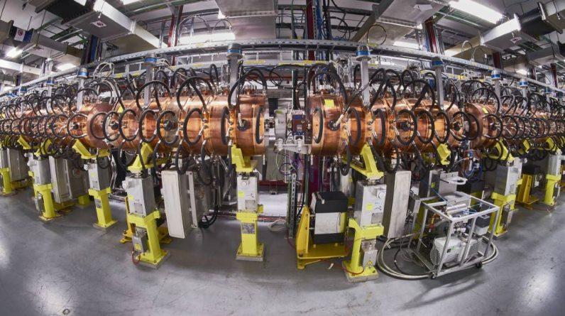Świat nauki czeka na ponowne uruchomienie Wielkiego Zderzacza Hadronów (fot. NCBJ)