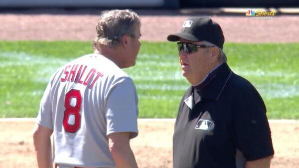 Mike Shield and Joe West