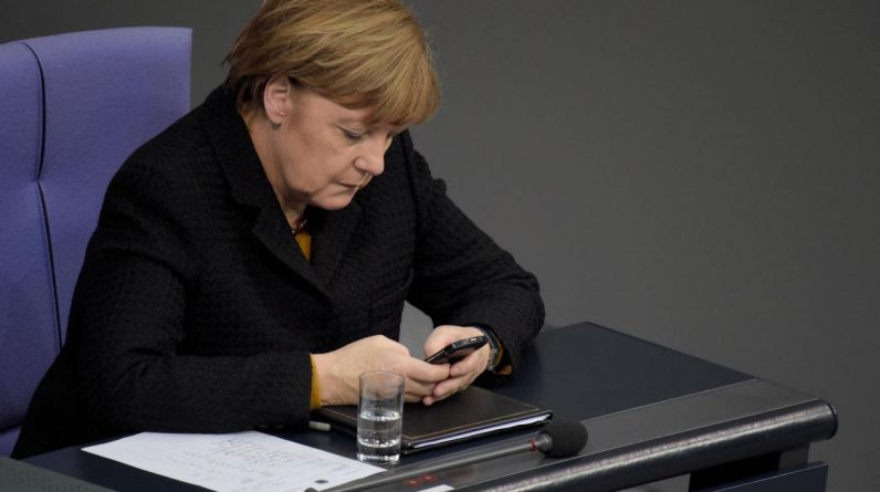 The Danish secret service is said to have helped ask the NSA over Merkel