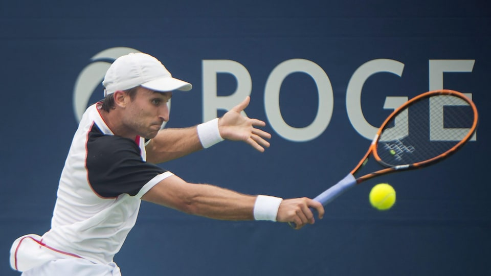 Steven Dice at the Rogers Cup