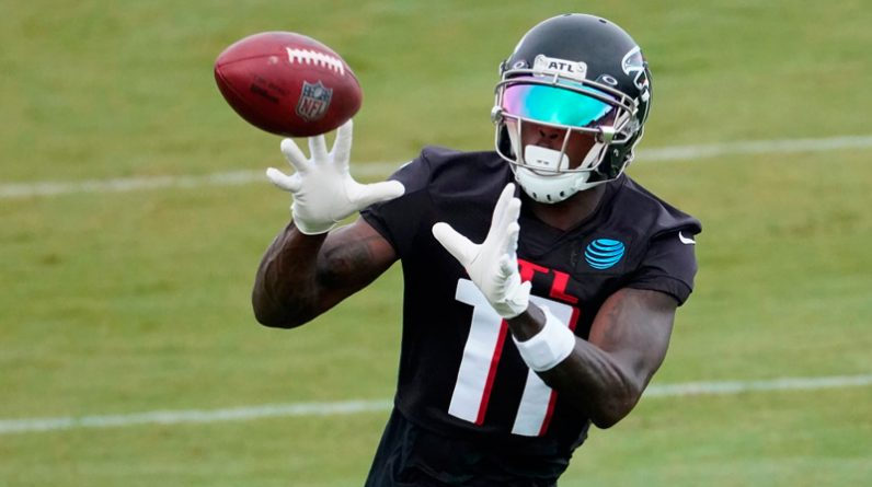 Breakfast: Seahawks or Titans for Julio Jones?     Touchdown Act (NFL Act)