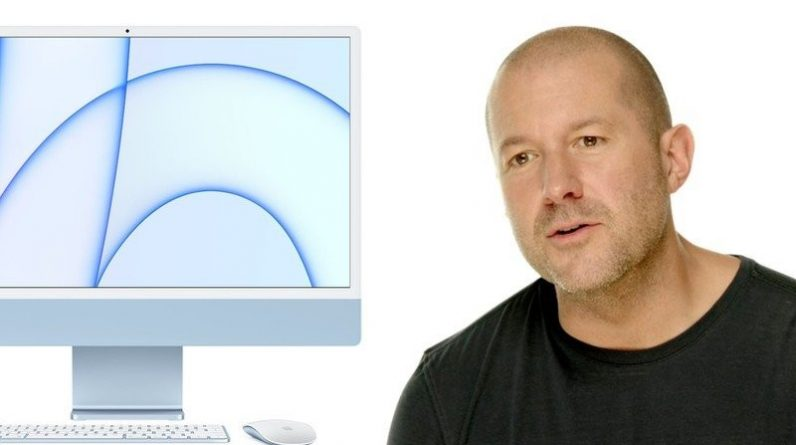 Apple iMac M1, Joni Eve would have participated in its realization