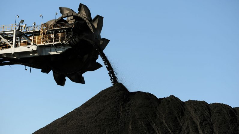 Australia does not want to withdraw from coal