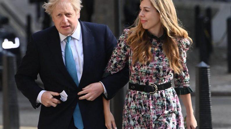 "British newspapers report that Boris Johnson was married ""secretly"""