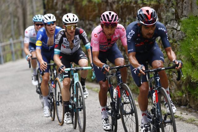 Giro: How Egan Bernal imposed the South American Raiders on the Aeneas